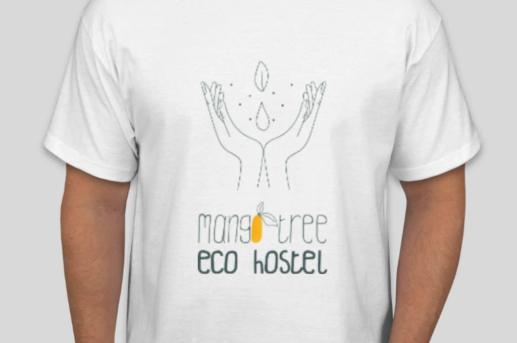Mango tree Ecohostel shirt