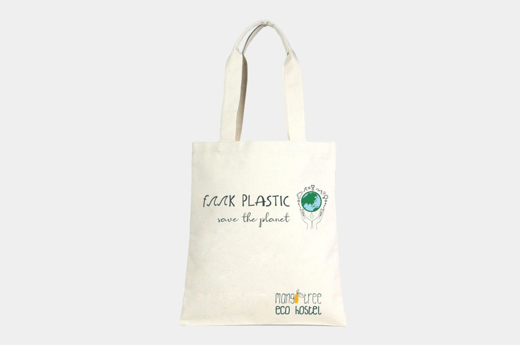 Save the planet bag